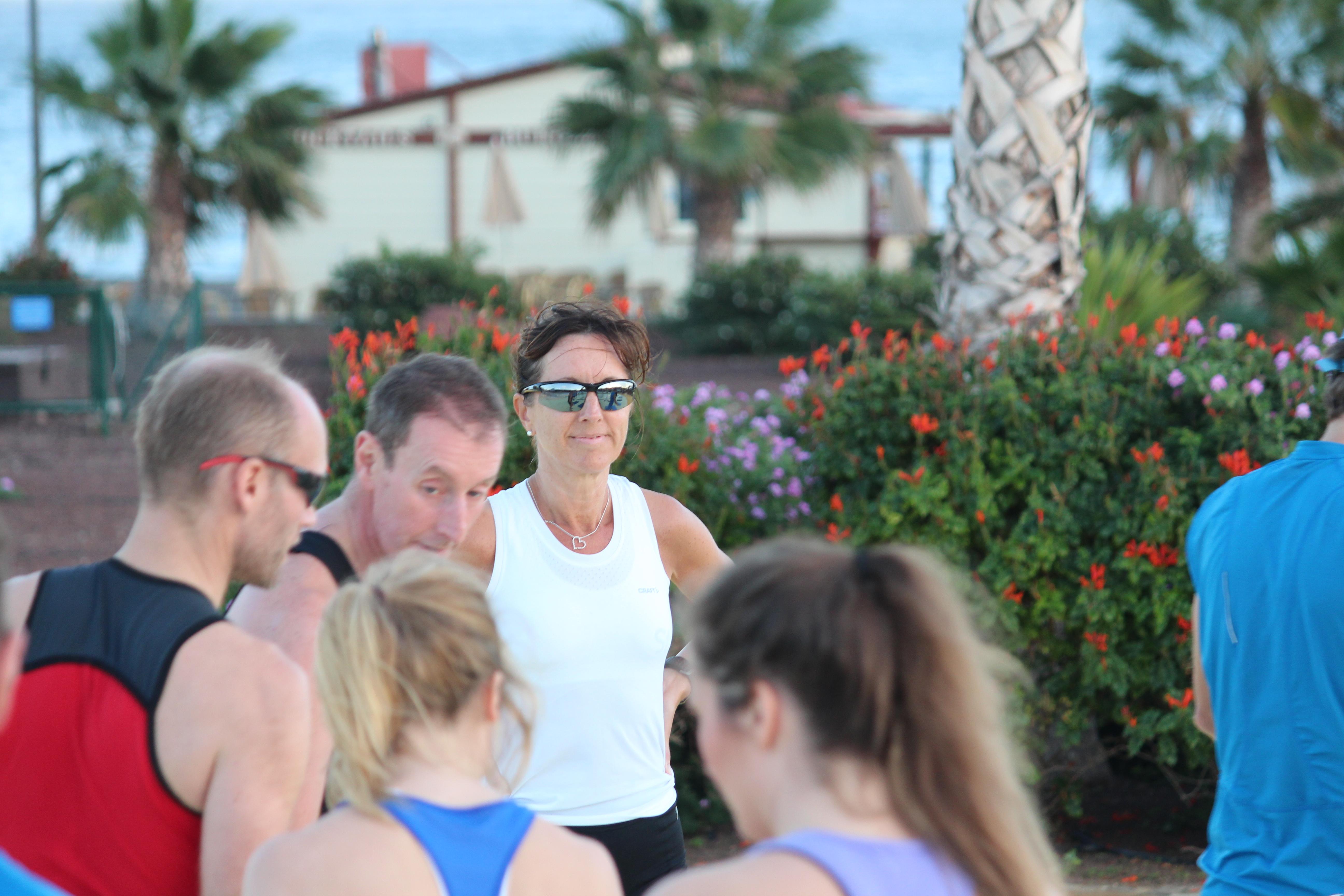 Kost för träning och hälsa